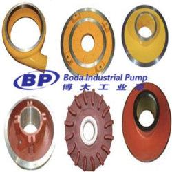 Interchangeable Centrifugal Slurry Pump Parts