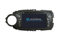 Factory for Toyota Car Video GPS Yaris 2012 (AST-7086)