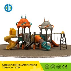 Factory Wholesale Fun Park Equipment Hot Outdoor Slide Playground Sets