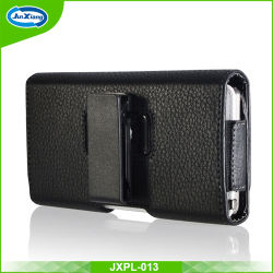 2016 New Arrival Flip Leather Mobile Phone Case Cover for iPhone 6 With360 Degree Ratating Belt Clip