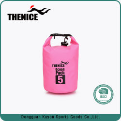 Hot Sale PVC Ocean Pack Sport Waterproof Dry Bag with Shoulder Strap
