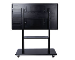 65, 75, 85, 98-Inch Interactive Whiteboard LCD Display with OPS PC Built-in Interactive Touchscreen Kiosk