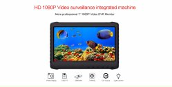 Portable Full HD 1080P Ahd Monitor Realtime 7 Inch Audio/Video DVR