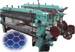 Fully Automatical Hexagonal Wire Mesh Machine