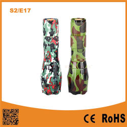 Wholesale18650 Battery T6 Aluminum Alloy Tactical Zoomable LED Flashlight