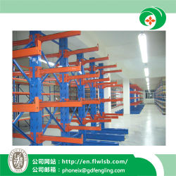 Heave Duty Steel Cantilever Rack for Warehouse with Ce
