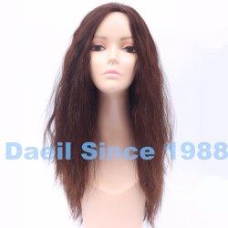 Human Hair Band Fall Wig