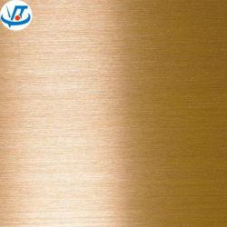 High Quality 1mm Cuzn30 Cuzn32 Cuzn35 Brass Sheet / Brass Plate Price List