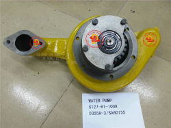 Komatsu Engine Parts, Water Pump (6127-61-1008)
