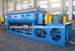 Hollow Blade High Efficient Paddle Dryer System