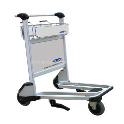 Aluminium Alloy Airport Hand Cart (GS10-250)