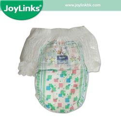 China Factory Disposable Tender Dry Baby Training Pants for Baby Use