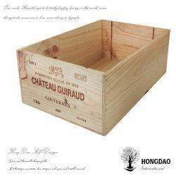 Hongdao Custom Wooden Wine Case with Factory Price Wholesale_C