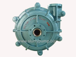 Mineral Processing Heavy Duty Horizontal Centrifugal Slurry Pump
