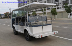 Made in China 8 Seater Electric Sightseeing Car for Sale