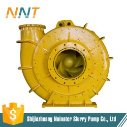 Wn Series Chrome Alloy Marine Slurry Suction Pump Dredge Pump