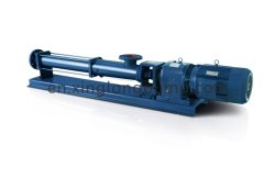 Rubber Slurry Pump Progressing Cavity Pump (pcp) G-Type Single Screw Pump