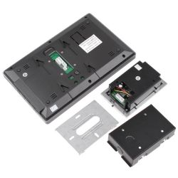 """7"""" Color 4 Wire Hand Free Intercom Video Door Phone Doorbell"""