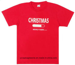 Wholesale Promotional Merry Christmas T Shirt