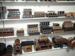 WPC Machine Full Set Turnkey Project