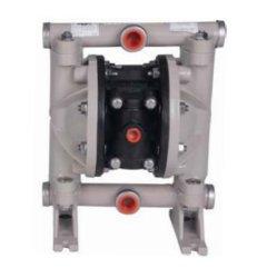 China Factory Air Operated Non-Metallic Models Pneumatic Diaphragm Pump