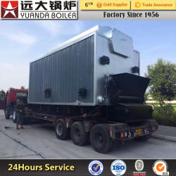 Industrial 8 Ton Steam Per Hour Coal Fired Steam Generator