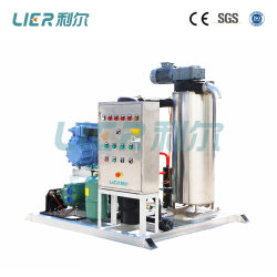 20t/Day Slurry Ice Maker for Fishery, Seafood Trawlers