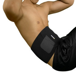 Classic Black Belt Best Hot Selling Adjustable Waist Trimmer Belt Running Waist Belt Sports Support Belt Physical Therapy Health Care Belt