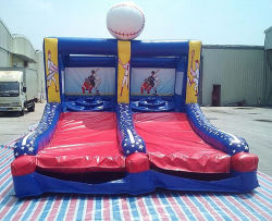 Hot Sale Simulate Base Ball Inflatable Sports Items