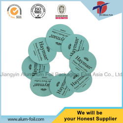 Wholesale Aluminum Foil Lid for Disposable Coffee Capsule Cups