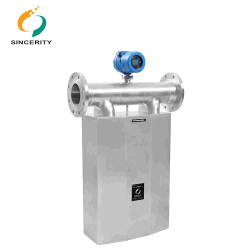 Coriolis Mass Liquid Flow Meter for Limestone Slurry