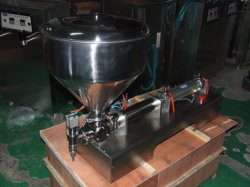 Compact Pneumatic Piston Paste Filling Machine (G1WG)