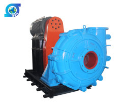 Phosphoric Acid Mud Water Anti-Corrosive Rubber Lined Slurry Pump
