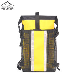 Three Colors Fashion Durable Light Weight Waterproof Sports Bag Backpack Bag