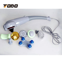 Infrared Massage Stick China Manufacturer 8 Heads Electric Body Massage Hammer