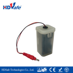 Hands Free Bathroom Water Tap with Control Box and Temperature Mixer