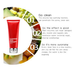OEM/ODM Hot Sale Skin Care Whiteing Facial Cleanser
