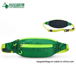 High Quality Waterproof Polyester Flip Running Belt Sport Waist Bag