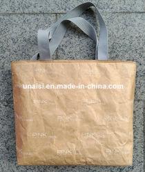 Dupont Tyvek Paper Shoulder Handbag Tote Bag For Las