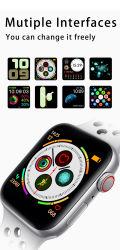Sport Active 1.39 Inch Waterproof Phone Smart Call Heart Rate Tracker Smart Watch