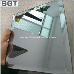6mm Low Iron Toughened Mirastar Temperable Safety Mirror