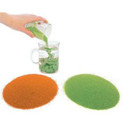 DIY Educational Toy 2000g Sand Baby Color Moon Magic Sand with 7 Accessories (10226403)