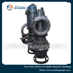 Sewage Submersible Anti-Abrasive Slurry Pumps for Mining Dewatering Solutions
