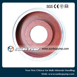 Slurry Pump Parts Iron Expeller Box