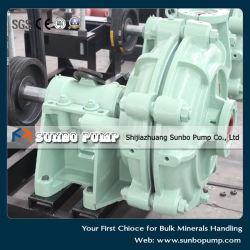 China Factory High Flow Slurry Pump/Transfer Pump/Mining Pump for Sale