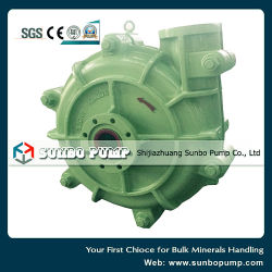 Made in China Factory High Flow Slurry Pump Mining Pump