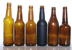 Soju Glass Bottle, Sake Glass Bottle, Rice Wine Glass Bottle