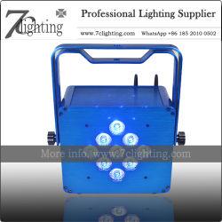 Wedding Decoration Lighting 9X18W Wireless LED Effect Lighting
