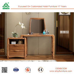 Vanity Dressing Table with Lighted Mirror Makeup Mirror Dress up Tables