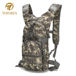 Military Camouflage Tactical Bag Outdoor Sport Double Shoulder Backpack